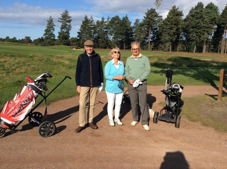 Thurloe Golf Day